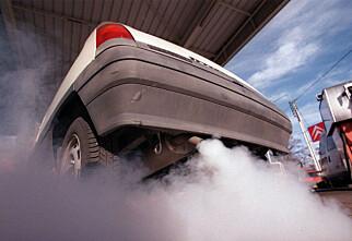 Sannheten om dieselbiler og utslipp