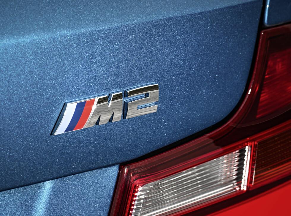 NAMMM: BMW skriver ny historie når de nå kaller sin minste coupé for M2. Foto: BMW