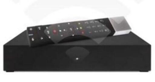 KREVES:Rundt 100.000 av RiksTVs abonneneter har denne boksen. Foto: RIKSTV