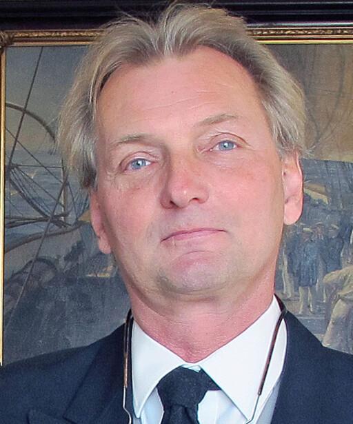 GLEDER SEG: Sveriges ambassadør Axel Wernhoff håper at TV-tilbudet skal føre nordmenn og svensker enda nærmere hverandre. Foto: CHRISTIAN LAGAARD/DET KONGELIGE HOFF/NTB SCANPIX