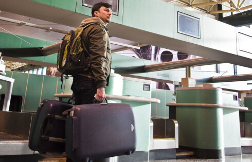 FOR TUNGT? Selv om marginene er romslige, kan det være smart å veie selv før du møter på flyplassen. Foto: TATAGATTA/SHUTTERSTOCK/NTB SCANPIX
