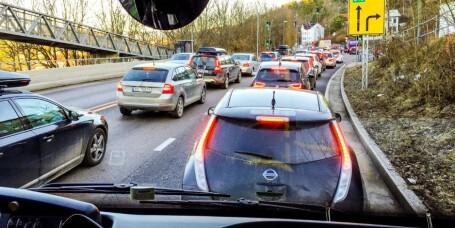 Her er full oversikt over alternative ruter i påsketrafikken
