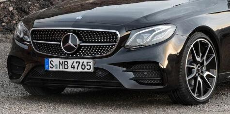 image: Mercedes E43 AMG 4MATIC - den «snille» verstingen
