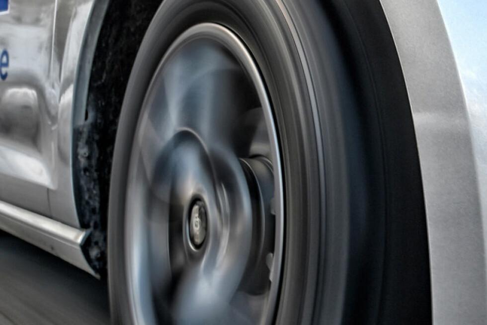 <strong><b>ALLE DIMENSJONER:</strong></b> CrossClimate kommer i alle de viktigste dimensjonene, og hastighetsmeringene.  Foto: Michelin