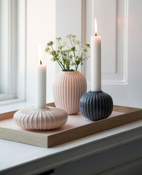 DESIGNET AV EN NORDMANN: Produktene i Hammershøi-serien er designet av norske Hans-Christian Bauer. Foto: KÄHLER