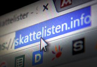 Skattelisten.info truer norske kunder med tvang