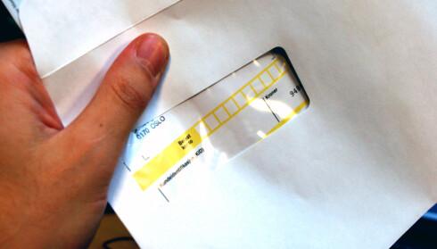 GAMLEMÅTEN: Du kan fortsatt velge papirbrev, om du absolutt ikke vil ha den nye digitalposten. Foto: PER ERVLAND