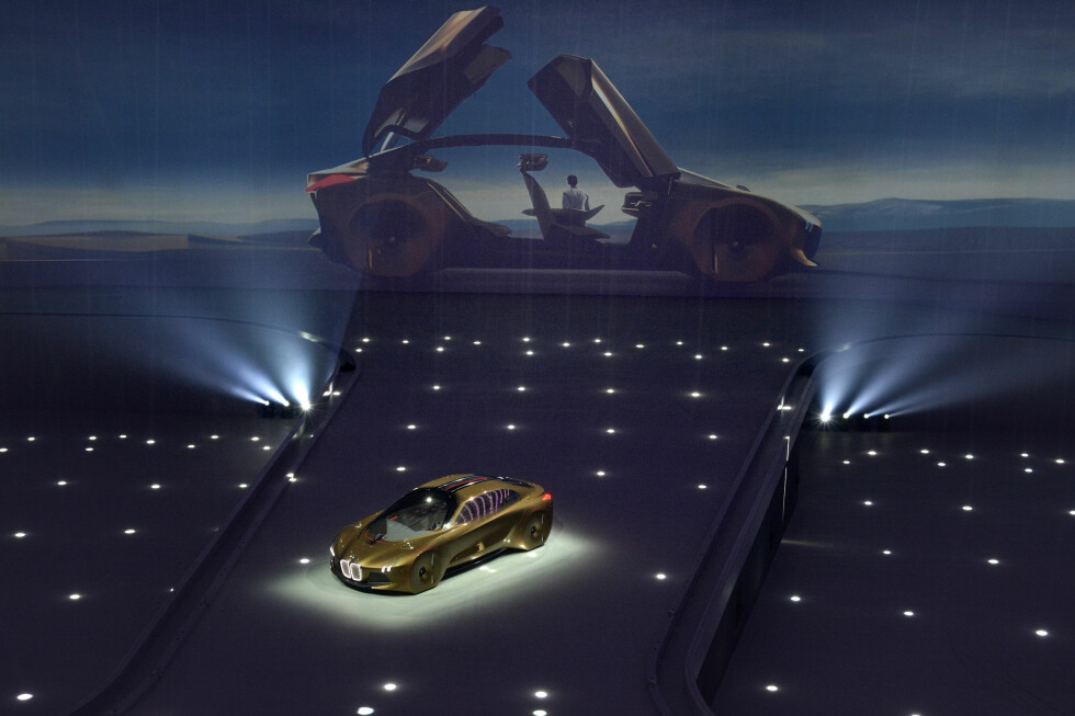 BMW - de neste 100 årene!