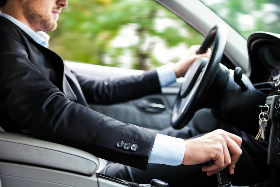 LEASINGSJOKKET:  Privatpersoner som leaser bil må betale 784 kroner i tillegg til den vanlige satsen på 3.135 kroner.  Foto: SHUTTERSTOCK/NTB SCANPIX