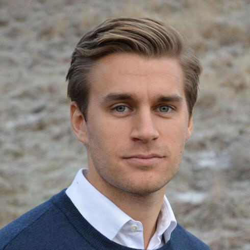 BURDE SAGT FRA FØR: Kommunikajonsrådgiver Kristian Fredheim i Telia mener ransofferet sa fra for sent.  Foto: NETCOM