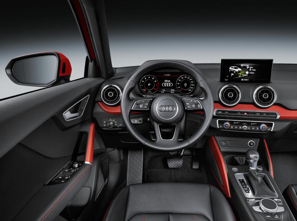 Cockpit Foto: Audi