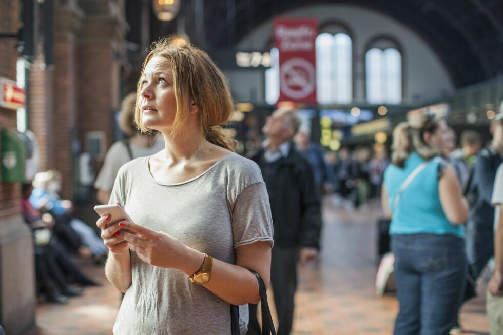 SOM HJEMME: Med Telia, gamle Netcom, sin Roam Like Home, tas det av datakvoten din på vanlig måte når du blant annet surfer i Danmark og Sverige.  Foto: MASKOT / NTB SCANPIX