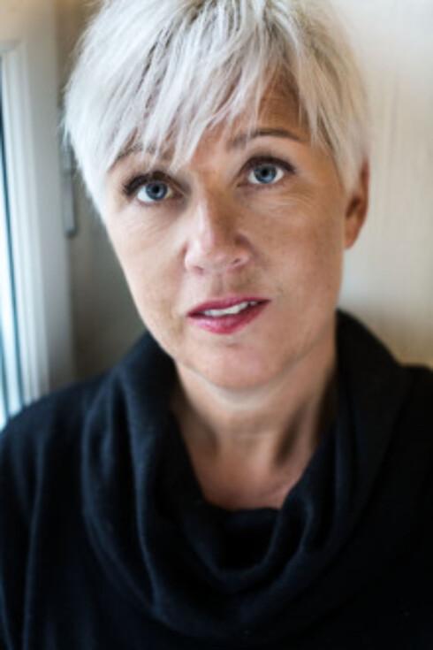 NEI: Elisabeth Larsen-Vonstett i Ving sier du ikke får spise medbrakt med Vings flyselskap Thomas Cook. Foto: VING NORGE