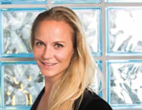 IKKE TA MED EGEN MAT: Star Tour oppfordrer til ikke å ta med egen mat ombord, forteller Nora Aspengren i Star Tour. Foto: STAR TOUR