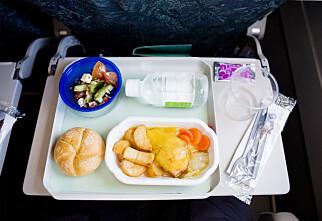 Ja, du kan spise niste på fly