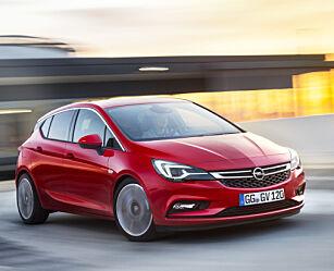 image: Opel Astra er årets bil i Europa!
