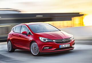 Opel Astra er årets bil i Europa!