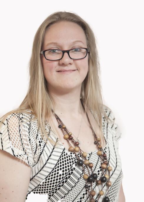ETTERLYSER MER FORSKNING: Caroline Solem er generalsekretær i Dysleksi Norge.