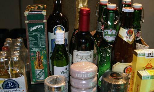 image: Taxfree-kvote: Så mye alkohol og tobakk kan du ha med
