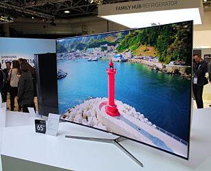 image: Samsung legger ned 3D-TV