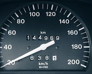 image: Enklere å avsløre juks med kilometerstand