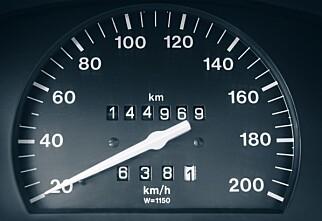Enklere å avsløre juks med kilometerstand