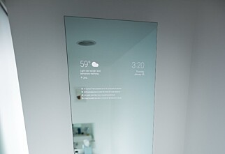 Det smarte baderomsspeilet til en Google-ingeniør