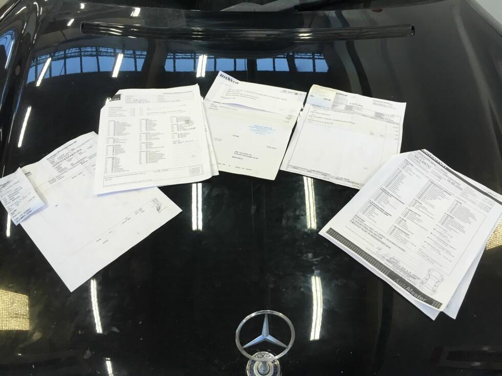 RAPPORTER: Det er stor variasjon  på hvor nøye bilverkstedene er når de sjekker en bil.