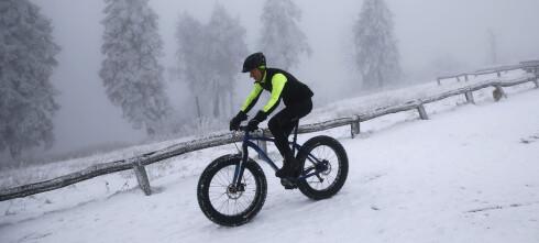 Sykle i vinter? Her er 12 gode tips for vintersykling