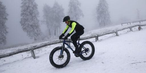 image: Sykle i vinter? Her er 12 gode tips for vintersykling