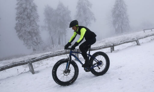 image: Sykle om vinteren? Her er 12 tips for vintersykling