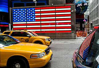 Nå er USA dyrere enn Norge