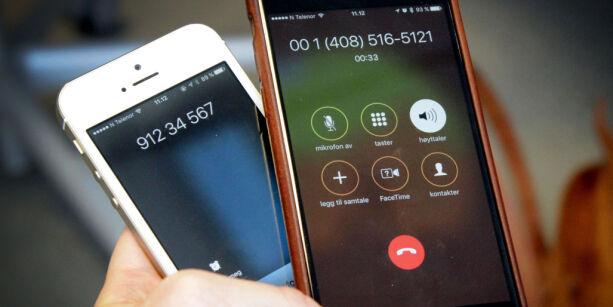 image: Så enkelt lagde vi falske telefonnumre, e-post-adresser og tekstmeldinger