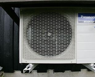 image: Bør gi momsfritak for installering av varmepumpe