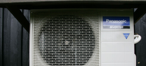 Bør gi momsfritak for installering av varmepumpe