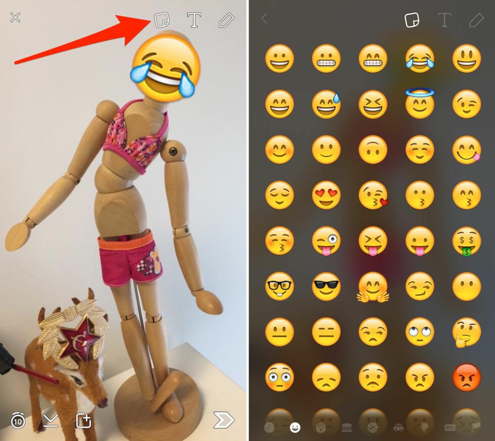 Hvordan bruke Snapchat?
