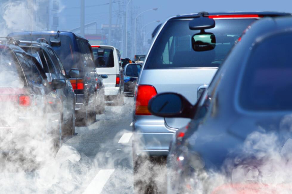 NESTEN 300.000 PER BIL: Det er summen EU-kommisjonen ønsker å få hjemmel til å ilegge bilprodusenter som jukser. Foto: SHUTTERSTOCK/NTB SCANPIX