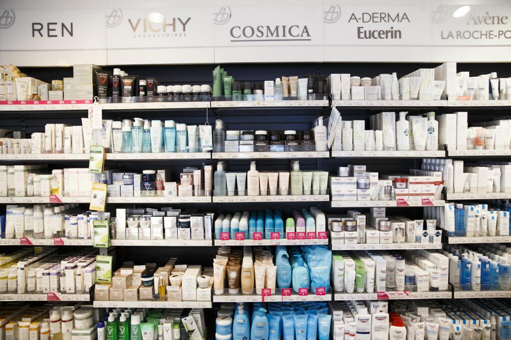 <b>KJØP PÅ NETT:</b> Du kan kjøpe apotekvarer på nett, og det er billig. I vår prissjekk sparer vi inntil 58 prosent på å velge billigste kontra dyreste nettapotek. Foto: BERIT ROALD/NTB SCANPIX