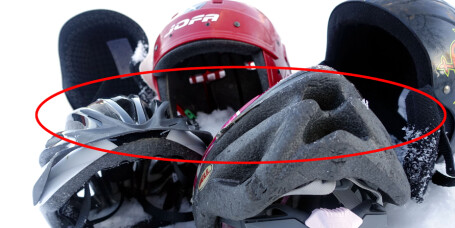 Hvilken hjelm er best?