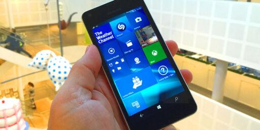 image: Microsoft Lumia 550
