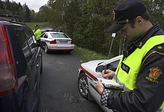 Livsfarlige sjåfører kjører i fylla uten lappen