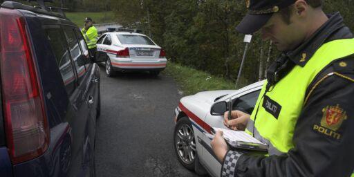image: Livsfarlige sjåfører kjører i fylla uten lappen