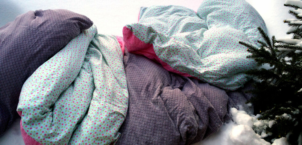 image: Slik vasker du dyner, puter, møbler og tepper