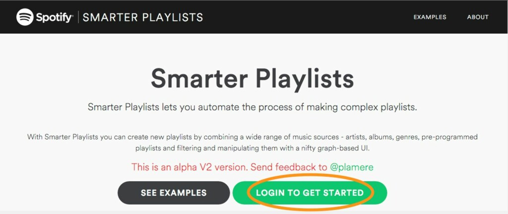 image: Lagre «Discover Weekly» automatisk