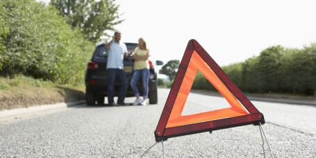 Hva gjør du om du kommer først til en ulykke?