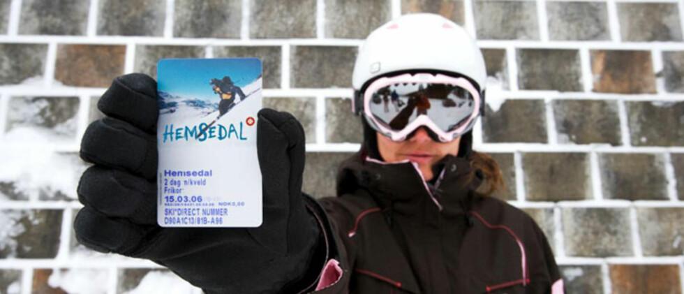 SJEKK PRISENE! Du kan spare 20-30 prosent på å velge et skisted med lavere priser enn de dyreste, kun på heiskort. I tillegg kommer eventuelle utgifter til overnatting og reise.  Foto: SKISTAR