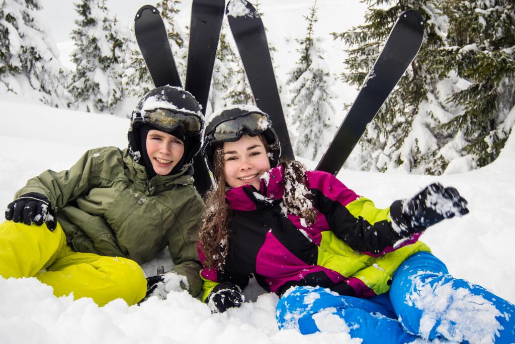<b>FOR DYRT?</b> Mange synes det er for dyrt å stå på ski. Slik kan du gjøre det billigere: Foto: SHUTTERSTOCK/NTB SCANPIX