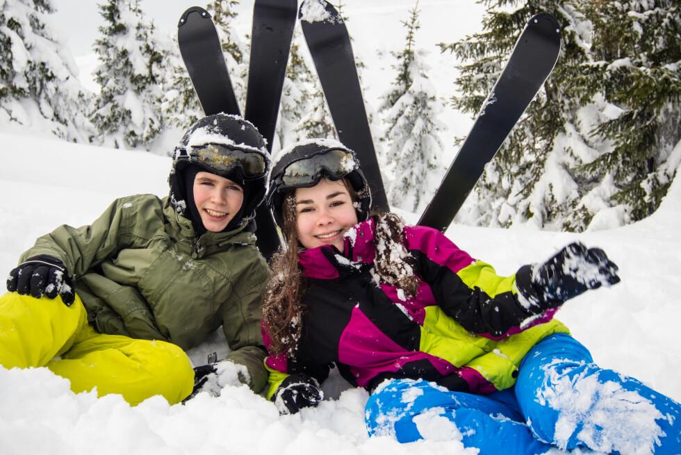 FOR DYRT? Mange synes det er for dyrt å stå på ski. Slik kan du gjøre det billigere: Foto: SHUTTERSTOCK/NTB SCANPIX