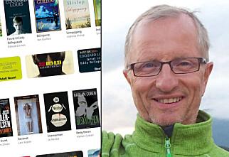 Apple stenger bøkene sine inne i iOS