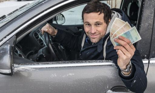image: Har du husket å melde inn forventet kjørelengde?